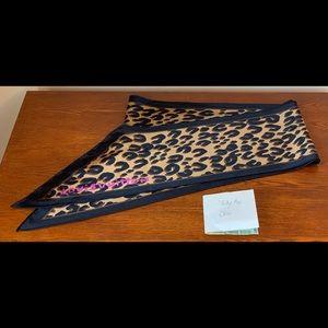 Rare Louis Vuitton Stephen Sprouse Leopard Scarf